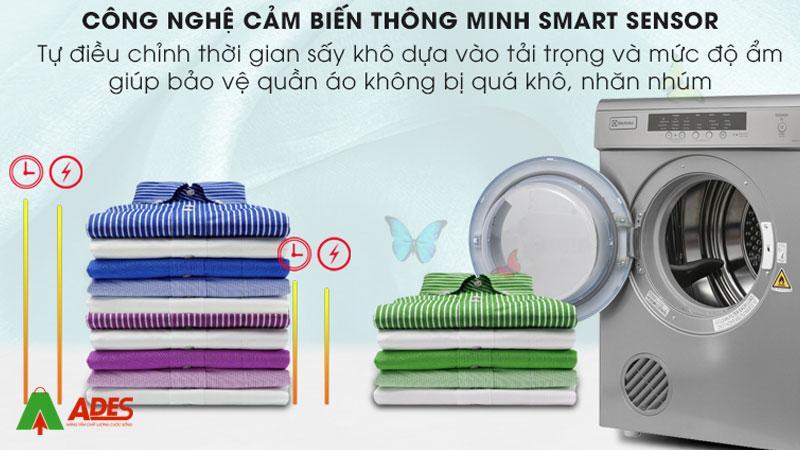 Cam bien Smart Sensor dieu chinh say kho phu hop