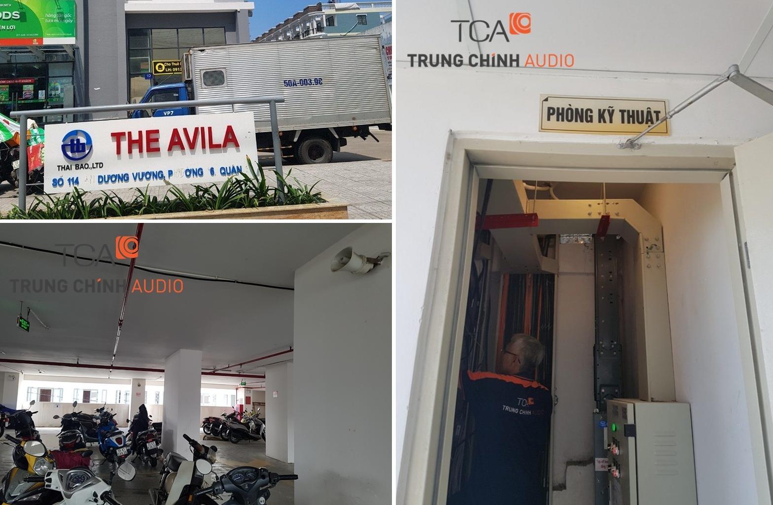 Hệ thống âm thanh thông báo TOA FV-200 Hồ Chí Minh